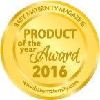 Nipple Balm Product of the Year Award 2016