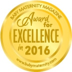 Milkies Softies Baby Maternity Magazine Award for Excellence 2016