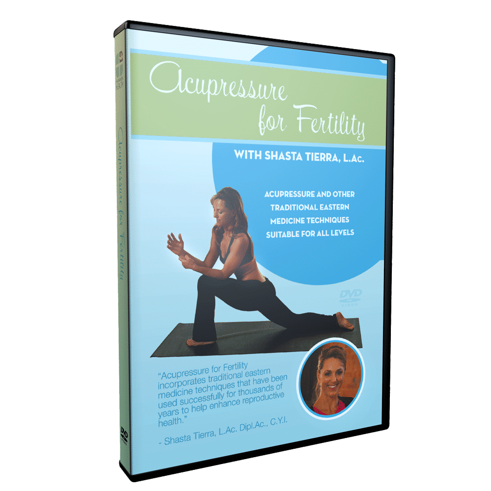 Acupressure for Fertility