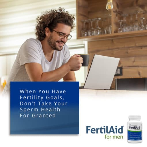 Who Takes FertilAid for Men