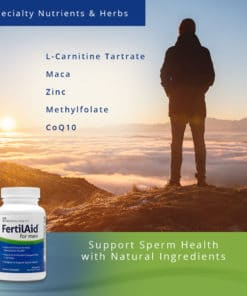 FertilAid for Men - Main Ingredients