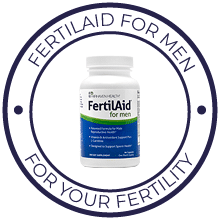 FertilAid for Men For Your Fertility