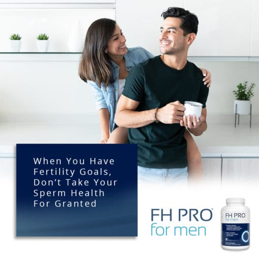 FH PRO Men - Fertility Goals