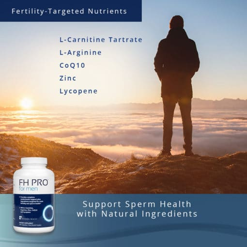 FH PRO Men - Nutrients