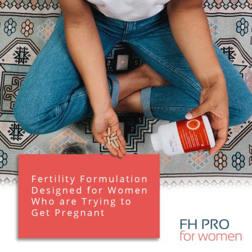 Who Takes FH PRO for Women