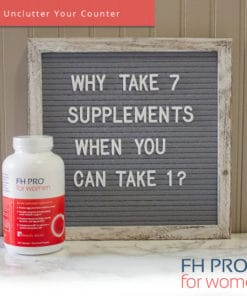 Why Take 7 Supplements