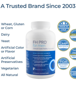 FHPro for Men All Natural and Vegetarian