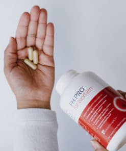 FH PRO Women Pills in Hand