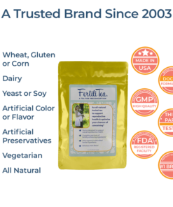Fertilitea All Natural and Vegetarian