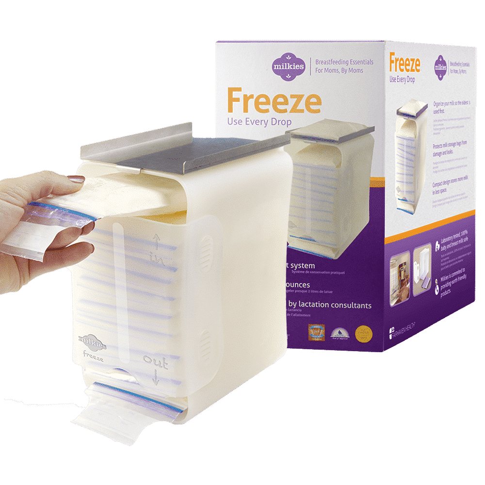 Can you freeze breast milk after 4 days