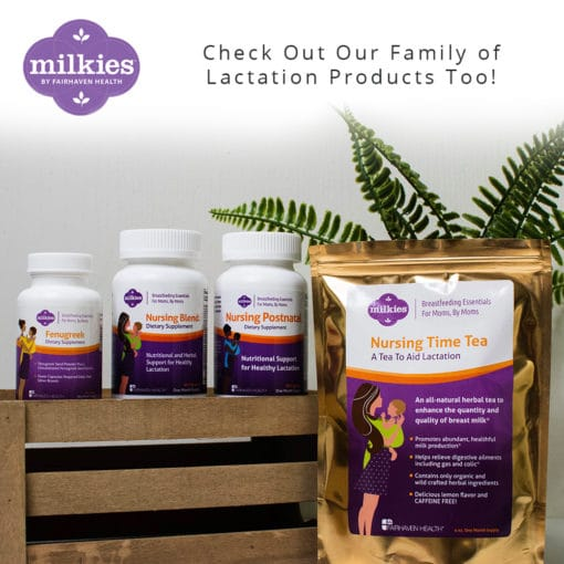 Milkies Freeze - Family of Lactation Products