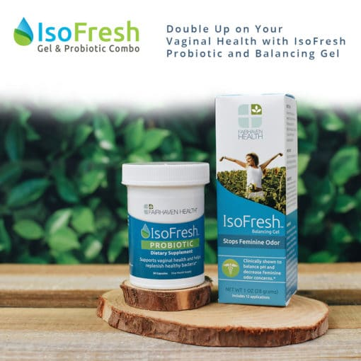 IsoFresh Bundle - Double Up on Your Vaginal Health
