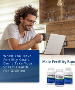 Male Fertility Bundle - Fertility Goals