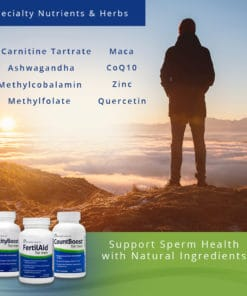 Male Fertility Bundle - Specialty Nutrients