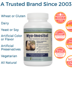Myo-Inositol for PCOS and Fertility
