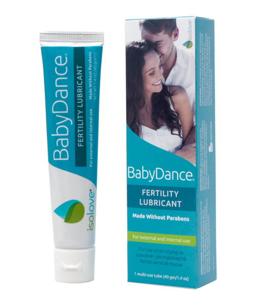BabyDance External Flip Top - No Applicators