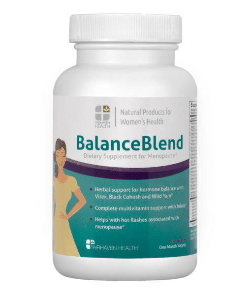 Balance Blend for Menopause Relief