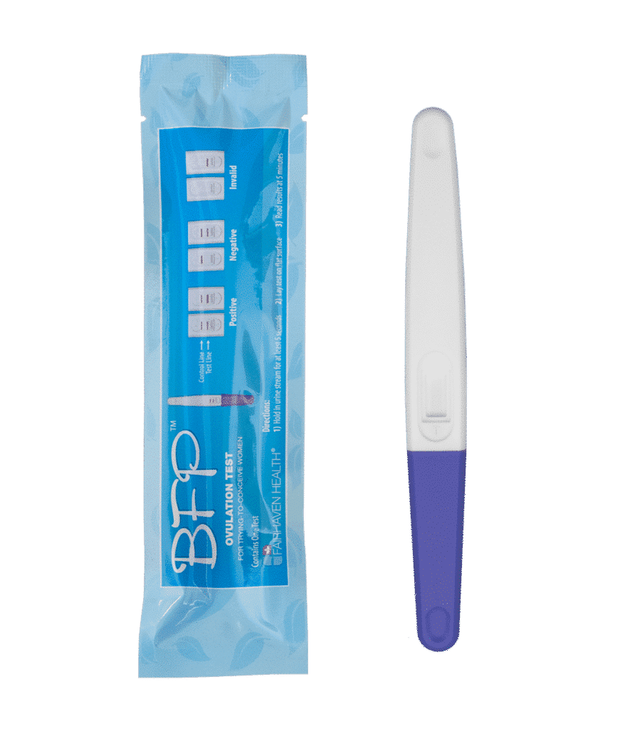 Bfp Ovulation Test Strips Fairhaven Health Free Shipping