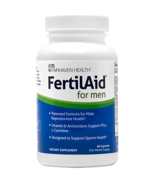 FertilAid for Men for Male Reproductive Health