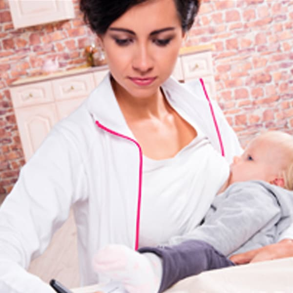 Back to Work Breastfeeding
