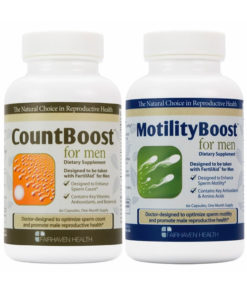 CountBoost and MotilityBoost