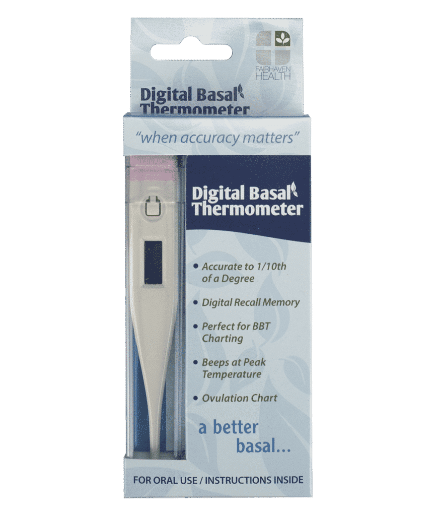 Digital Basal Thermometer Basal Body Thermometer Fertility Chart