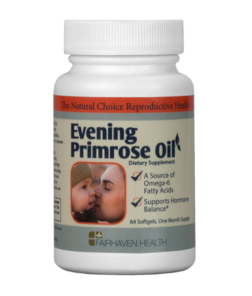 Evening Primrose Oil Supplement Facts