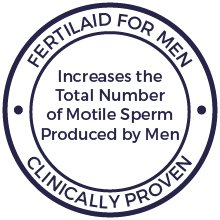 FertilAid for Men - Clinically Proven