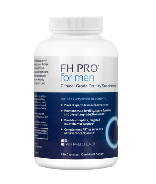 FH Pro for Men Fertility Supplements