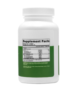 FH PRO Omega 3 Supplement Facts