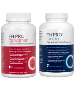 FH Pro Value Pack - Clinical Grade Fertility Supplements