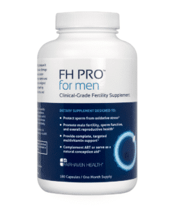 FHPro for Men - Clinical Male Fertility Supplement