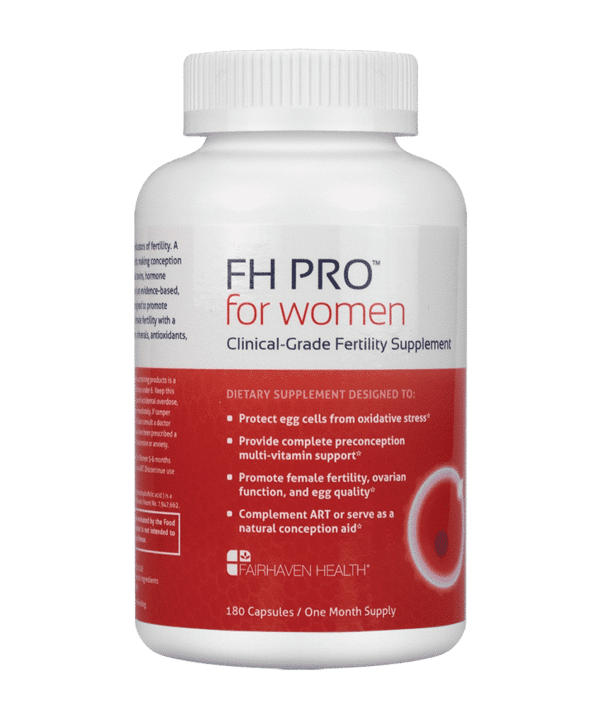 FH Pro Women Fertility Supplements