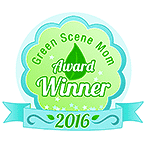 Green Scene Mom Award Winner 2016