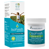 IsoFresh Gel + Probiotic Combo