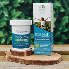 IsoFresh Bundle - Perfect Companion to IsoFresh Balancing Gel
