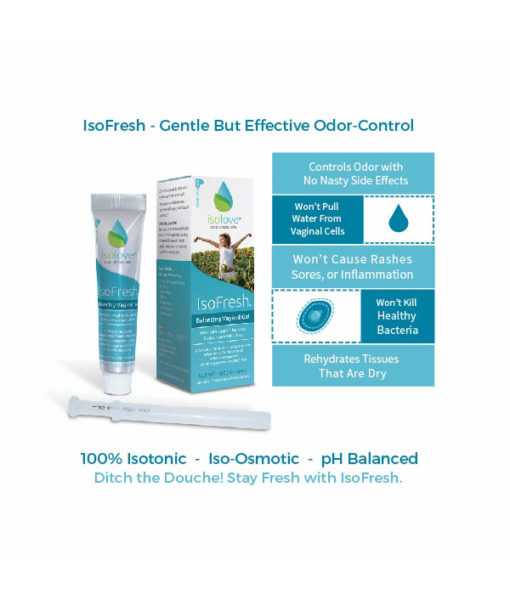 IsoFresh - Gentle But Effective Odor Control