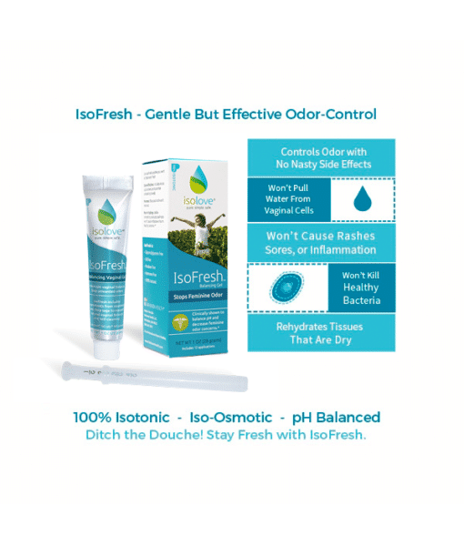 IsoFresh - Gentle But Effective Odor-Control