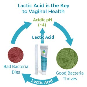 IsoFresh - Lactic Acid is the Key to Vaginal Health