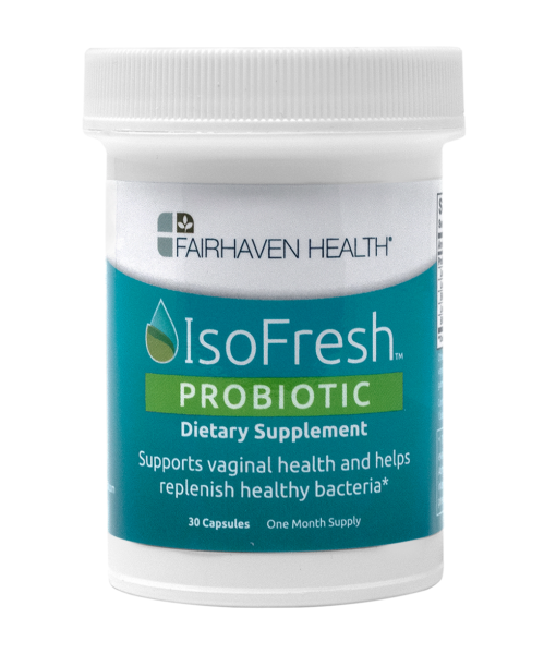 IsoFresh Probiotic Feminine Supplement