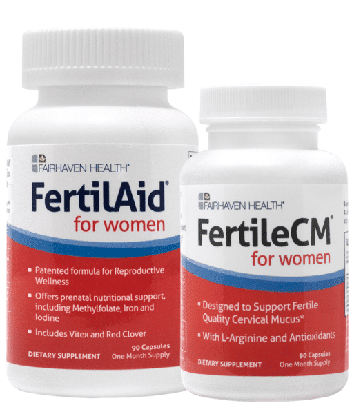Little Bundle for Her Fertility Supplements