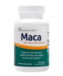 Organic Maca Fertility Supplement