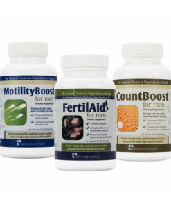 Male Fertility Starter Pack