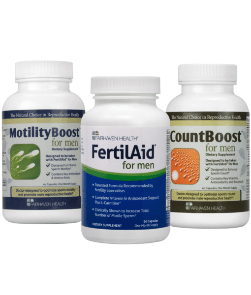 Male Fertility Starter