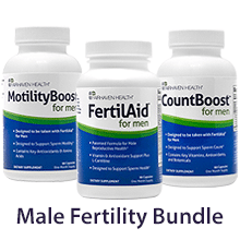 Male Fertility Bundle - Get the Complete Stack