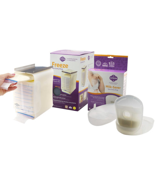 Milkies Save and Store Bundle