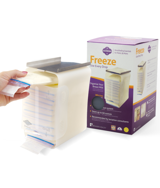 Breast Milk Storage - Milkies Freeze