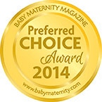 Milkies Milk-Saver Baby Maternity Magazine Preferred Choice Award Winner 2014