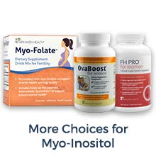 More Choices for Myo-Inositol