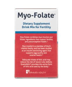 Myo-Folate Side Box